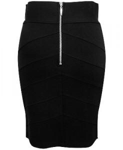 zipback skirt