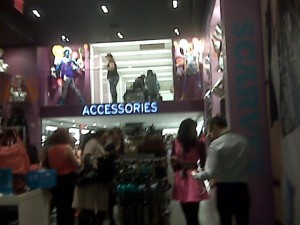 Topshop Accessories
