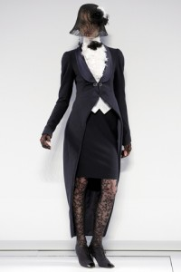 Chanel tuxedo