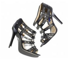 Jimmy Choo for H&M Studded Heels