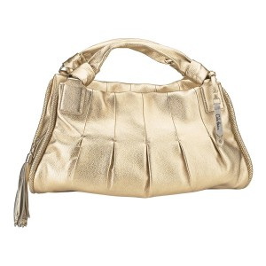 Phoebe large triple zip satchel