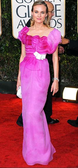 Diane Kruger in Christian Larcoix