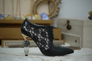Ce Ce Chin Hope Black Lace