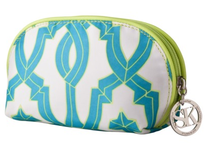 sonia kashuk for target cosmetic bag