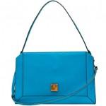 MCM blue bag
