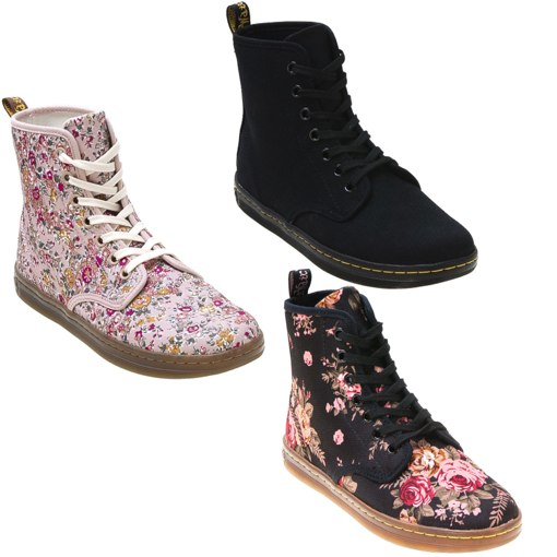 Combat Boots Without Heel - Yu Boots