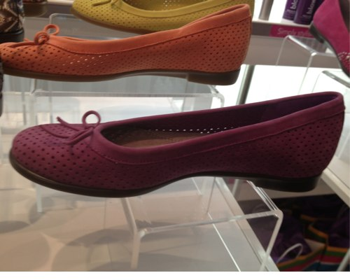 aerosoles perforated flats spring 2013