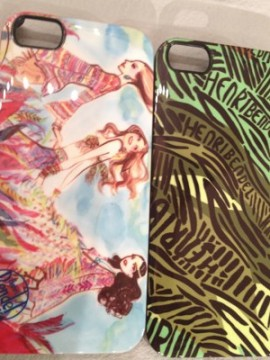 Henri Bendel iPhone cases