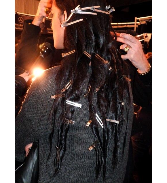 mara hoffman hair