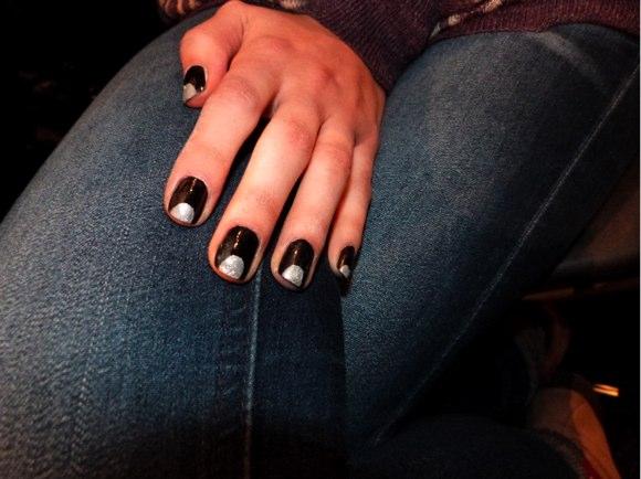 mara hoffman nails maybelline