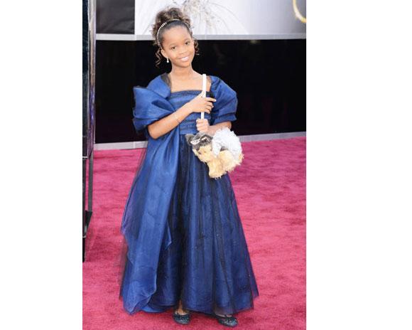 quvenzhane-wallis-Oscars-2013