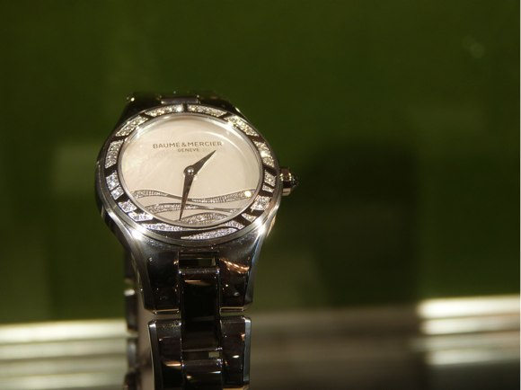 baume & mercier fall 2013