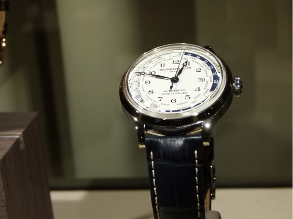 baume& mercier fall 2013 mens