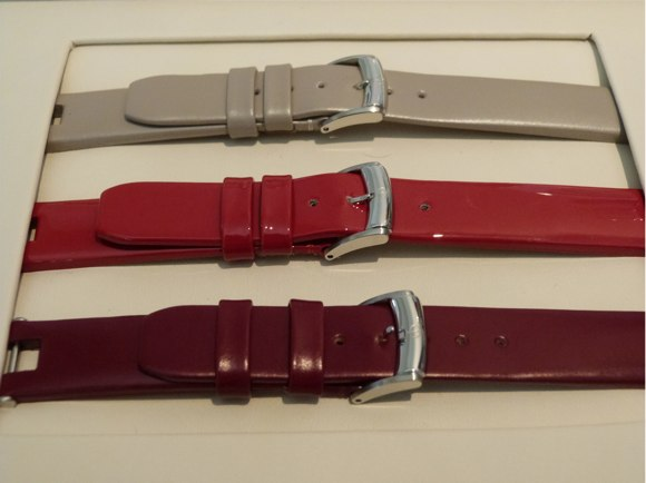 baume & mercier removable straps