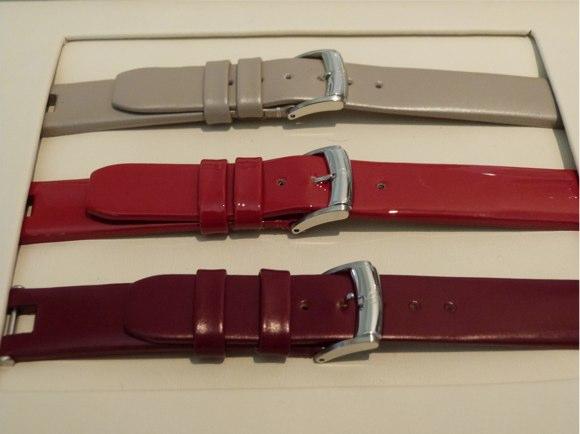 baume & mercier removable straps