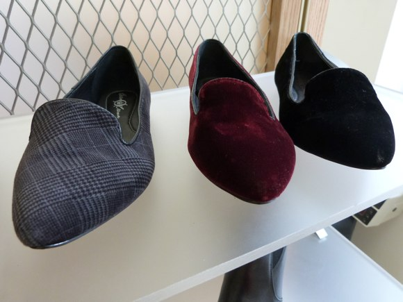 born shoes slippers