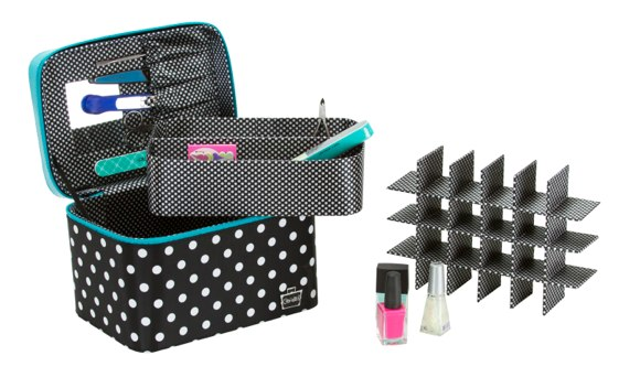 caboodles nail valet