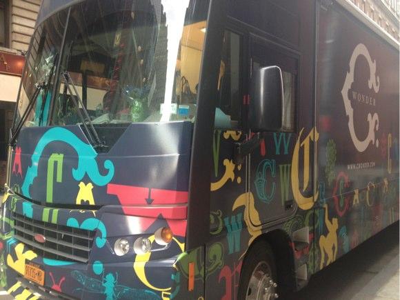 cwonder bus