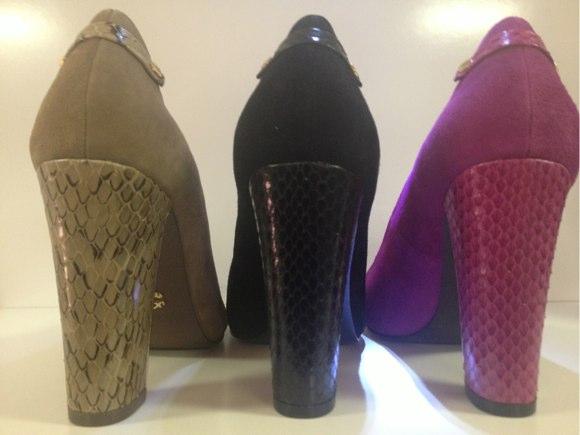 cwonder heels fall 2013