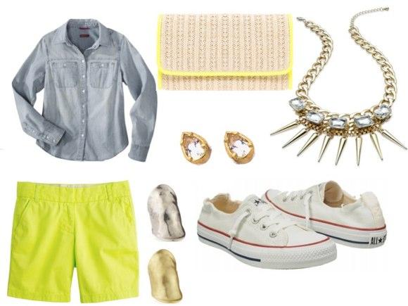 famous footwear converse styling #3