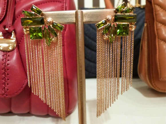 henri bendel earrings fall 2013