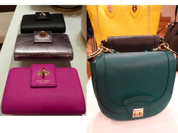 henri bendel leather goods
