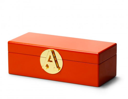 monogram jewelry box c wonder