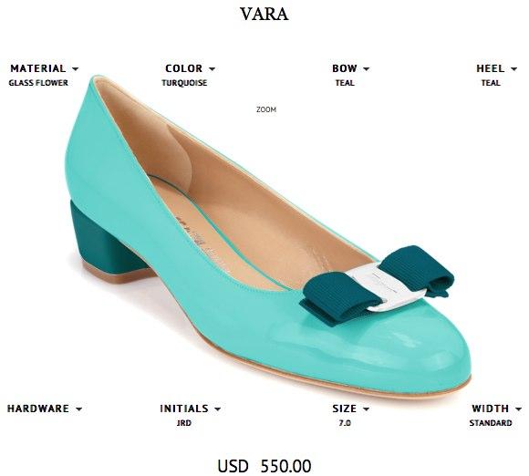 Varina - ferragama jrd
