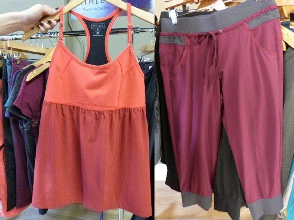 athleta fall 2013