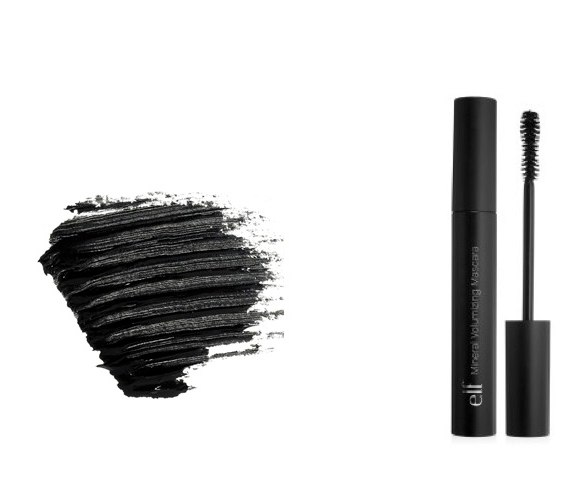 elf natural mineral mascara