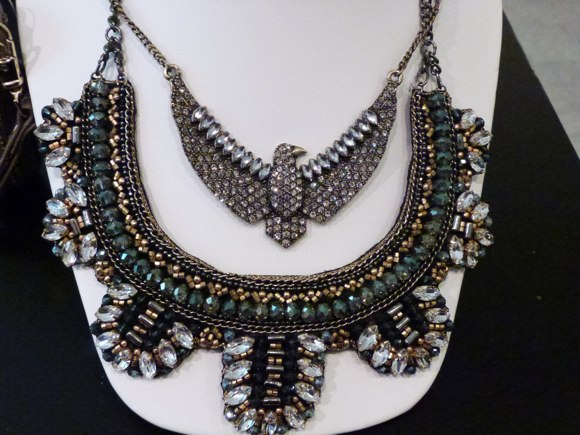 esmeralda statement necklace -1