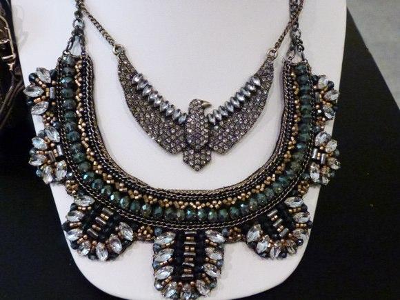 esmeralda statement necklace -1