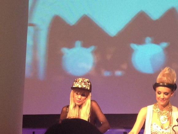 nervo at COVERGIRL