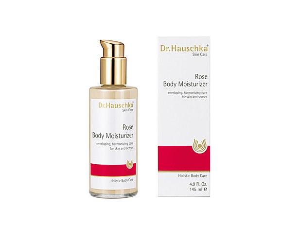 rose body moisturizer