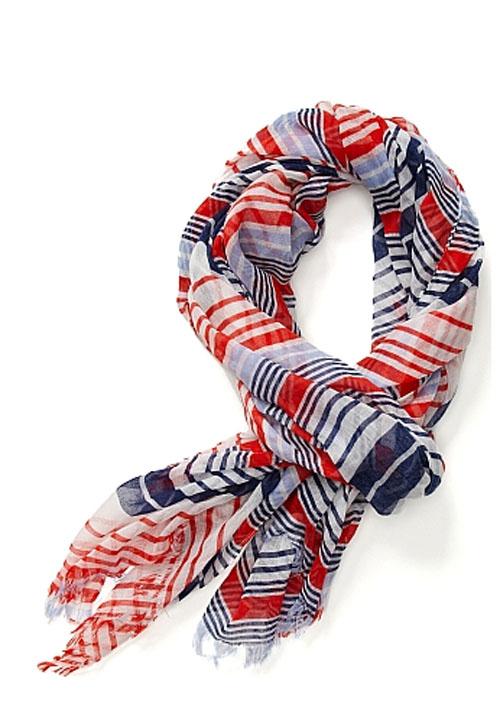 nautica scarf