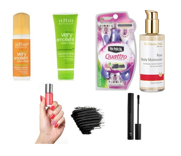 sensitive skin beauty products