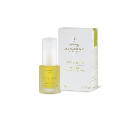 soothing-face-oil aromatherapy associates