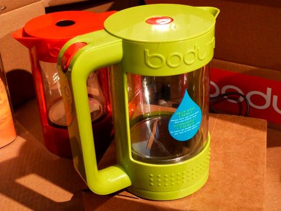 bodum water heat