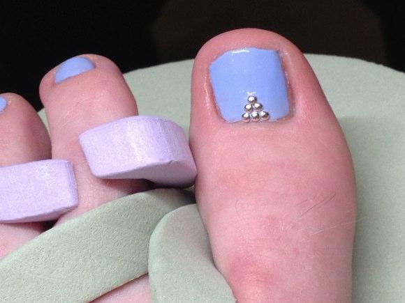 toenail design