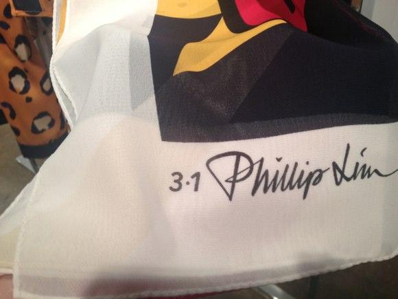 3.1 phillip lim scarf