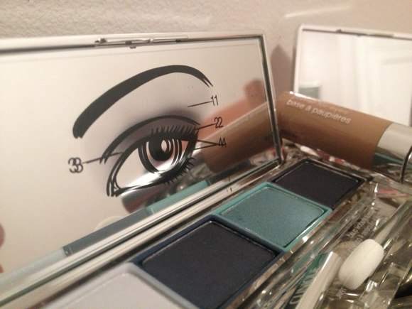 clinique all about eye shadow