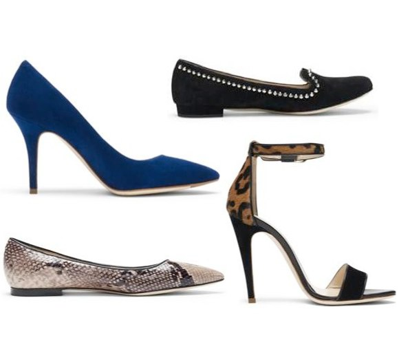 club monaco shoes collection