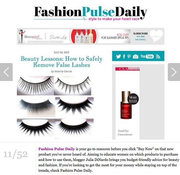 fashion pulse daily beauty high
