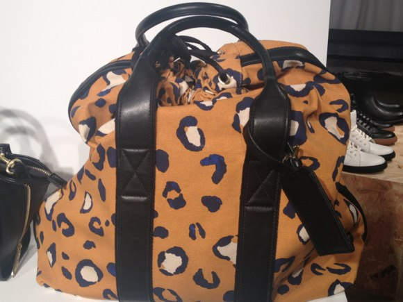 phillip lim for target cheetah bag