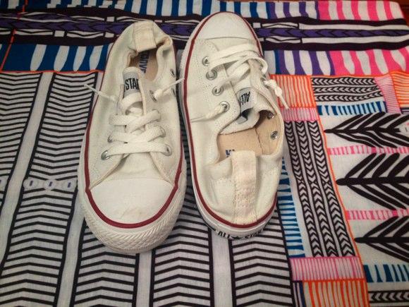white converse summer 2013