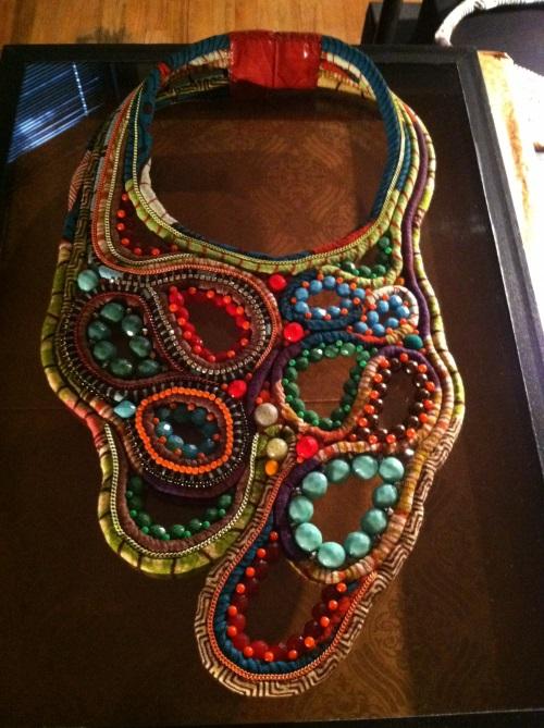 Toubab Paris necklace
