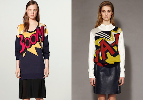 phillip lim for target boom sweatshirt