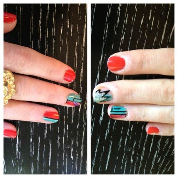 nail art COVERGIRL