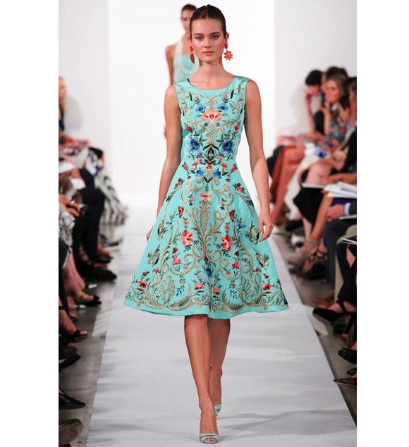 Летнее платье, фото