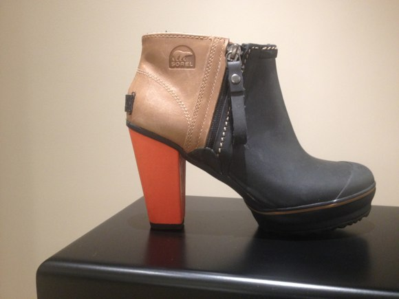 sorel fall 2013 womens bootie